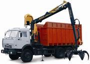 ООО «АвтоДвигатель» предлагает поставку металловозов (ломовозов)