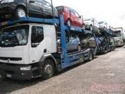 Перевозки легковых автомобилей