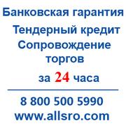 Банковская гарантия по госконтракту для Сургута