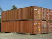 Продам 20 и 40  фут. контейнеры